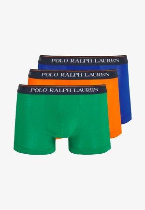 TRUNK 3 PACK - Culotte - blue/orange/green