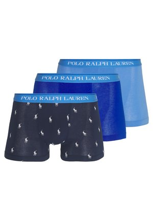 COTTON/ELASTANE-3PK-TRN - Shorty - sapp star/ber
