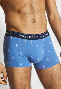 Polo Ralph Lauren - TRUNK 3 PACK - Boxerky - navy/blue - 4