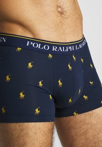 Polo Ralph Lauren - TRUNK 3 PACK - Shorty - blue/dark blue/red - 4