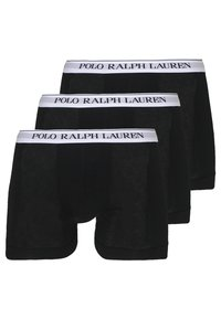 Polo Ralph Lauren - 3PACK - Culotte - black - 0