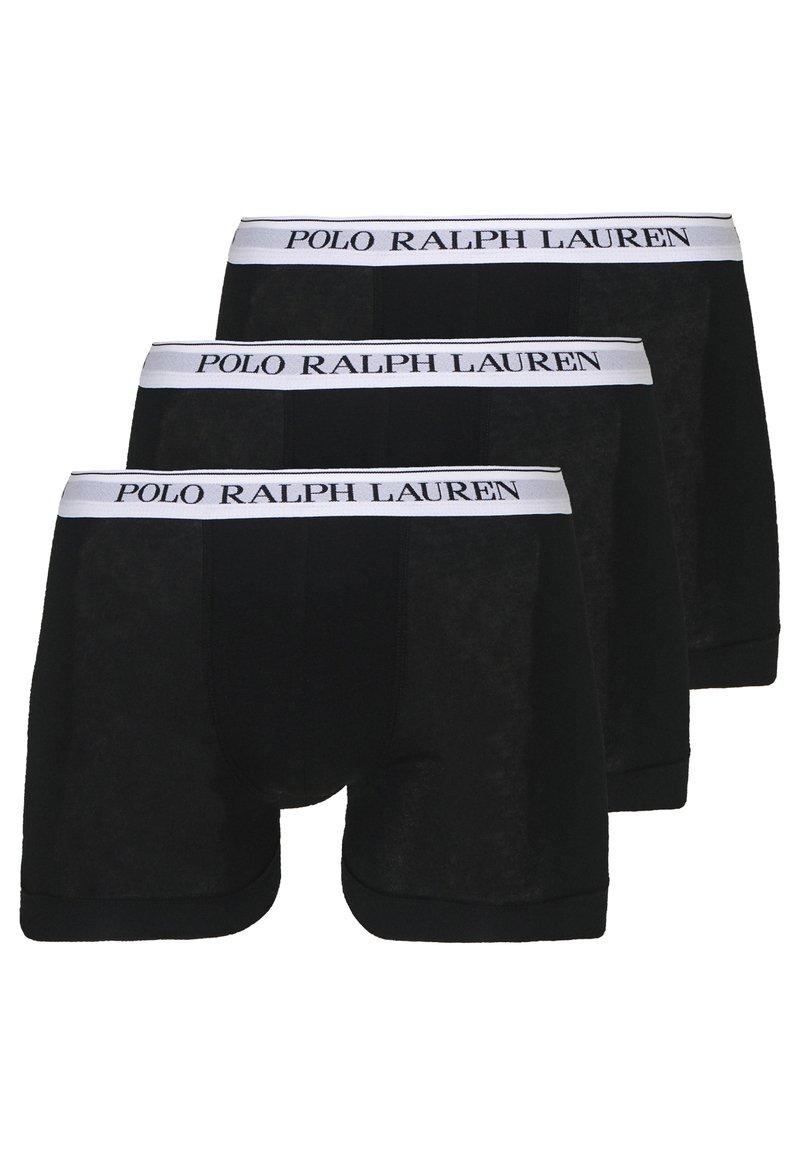 Polo Ralph Lauren - COTTON/ELASTANE-3PK-TRN - Shorty - black