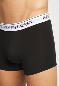 Polo Ralph Lauren - 3PACK - Culotte - black