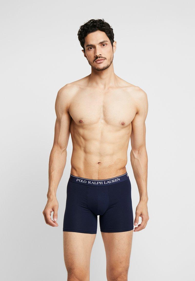 Polo Ralph Lauren - 3 PACK - Panties - dark blue/blue/red