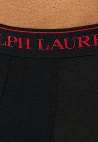 Polo Ralph Lauren - 3PACK - Onderbroeken - black/red/blue - 6