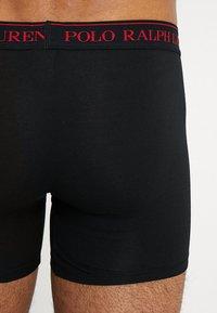 Polo Ralph Lauren - 3PACK - Onderbroeken - black/red/blue - 2