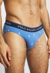 Polo Ralph Lauren - 3 PACK - Slip - navy/ber blue - 4