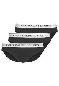 Polo Ralph Lauren - 3 PACK - Braguitas - black - 0