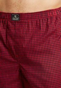 Polo Ralph Lauren - 3 PACK - Boxer - red/black - 4