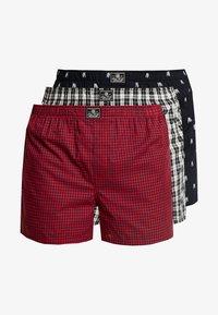 Polo Ralph Lauren - 3 PACK - Boxer - red/black - 3