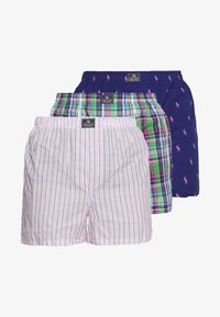 Polo Ralph Lauren - 3 PACK - Boxer shorts - blue - 5