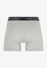 Polo Ralph Lauren - BOXER BRIEF 3 PACK - Shorty - white/black - 1