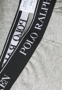 Polo Ralph Lauren - BOXER BRIEF 3 PACK - Shorty - white/black - 4