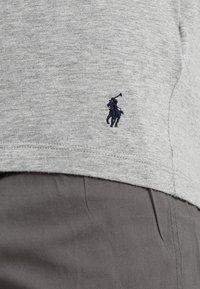 Polo Ralph Lauren - 3 PACK - Undershirt - white/black/anthracite - 5