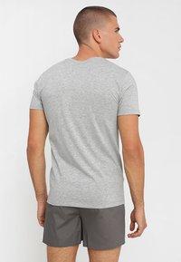 Polo Ralph Lauren - 3 PACK - Undershirt - white/black/anthracite - 2