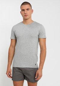 Polo Ralph Lauren - 3 PACK - Undershirt - white/black/anthracite - 0