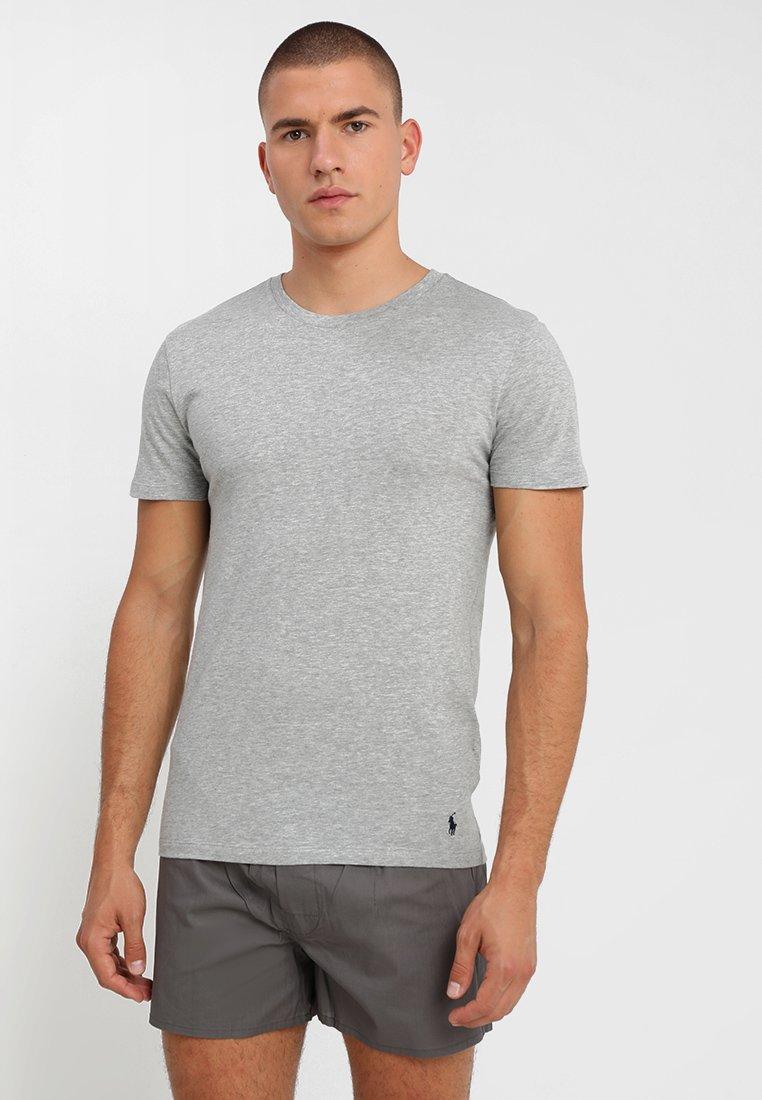 Polo Ralph Lauren - 3 PACK - Undershirt - white/black/anthracite