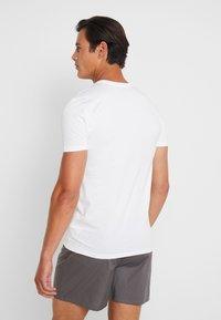 Polo Ralph Lauren - 3 PACK - Camiseta interior - white - 2