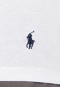 Polo Ralph Lauren - 3 PACK - Camiseta interior - white - 5