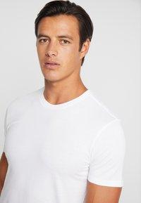 Polo Ralph Lauren - 3 PACK - Camiseta interior - white - 3