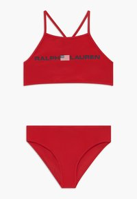 Polo Ralph Lauren - SOLID  SET - Bikini - red - 0
