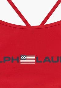 Polo Ralph Lauren - SOLID  SET - Bikini - red - 3