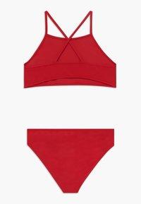 Polo Ralph Lauren - SOLID  SET - Bikini - red - 1
