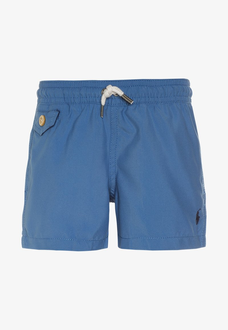 Polo Ralph Lauren - SOLID TRAVELER SWIMWEAR BOXER - Badeshorts - retreat blue