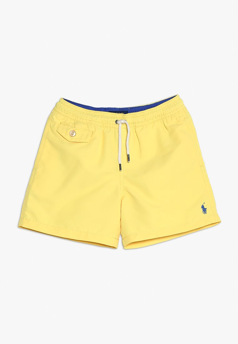 Polo Ralph Lauren - TRAVELER - Swimming shorts - yellow