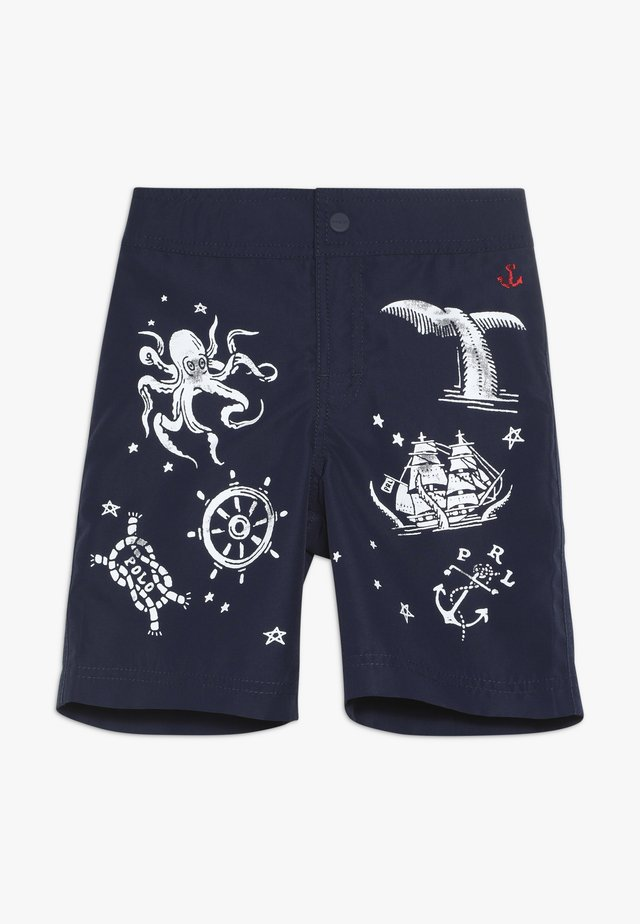 TRUNK SWIMWEAR BOARDSHORT - Plavky - french navy