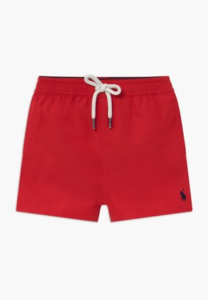 TRAVELER - Shorts da mare - red