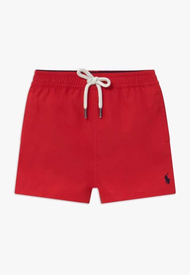 TRAVELER - Surfshorts - red