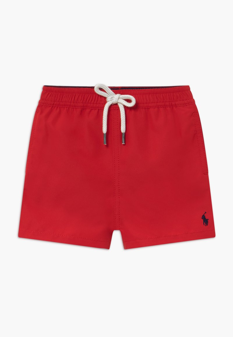 Polo Ralph Lauren - TRAVELER - Shorts da mare - red