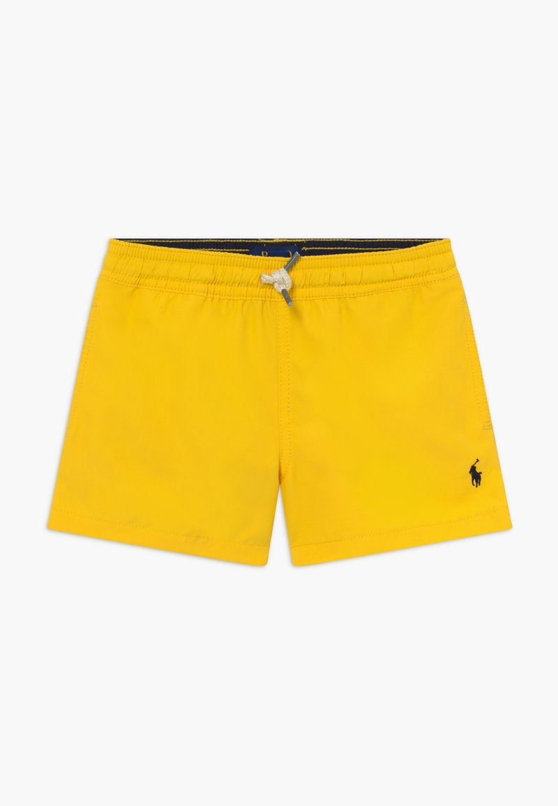 Polo Ralph Lauren - TRAVELER - Shorts da mare - chrome yellow