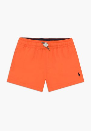 TRAVELER - Badeshorts - bright signal orange