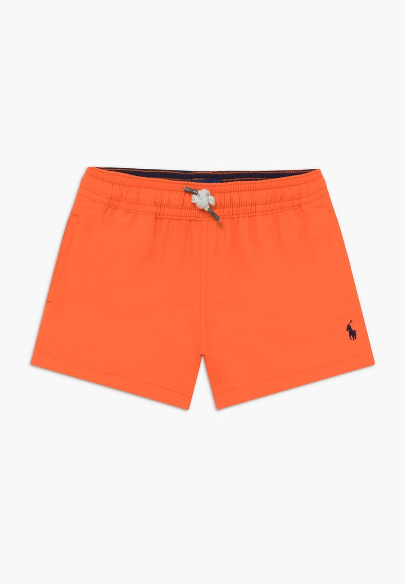 Polo Ralph Lauren - TRAVELER - Shorts da mare - bright signal orange