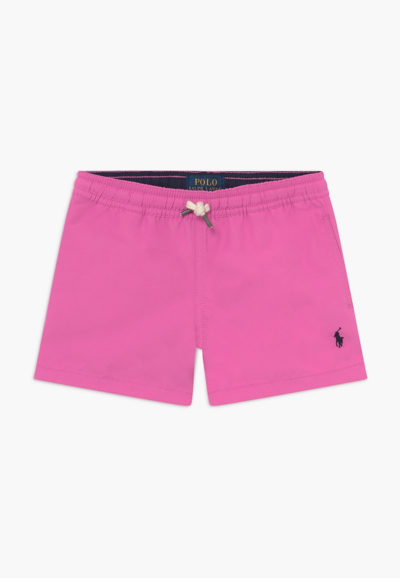 Polo Ralph Lauren - TRAVELER - Shorts da mare - resort rose