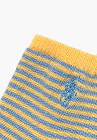 Polo Ralph Lauren - CREW 3 PACK - Sokken - green /yellow/blue - 3