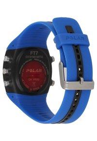 Polar - FT7 - Pulsomètre - blue/black - 3