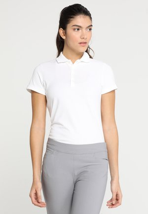 KATE SHORT SLEEVE - Polotričko - pure white