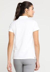 Polo Ralph Lauren Golf - KATE SHORT SLEEVE - Polo shirt - pure white - 2