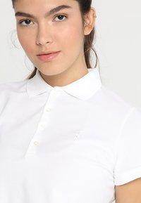 Polo Ralph Lauren Golf - KATE SHORT SLEEVE - Polo shirt - pure white - 4