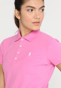 Polo Ralph Lauren Golf - KATE SHORT SLEEVE - Poloskjorter - maui pink - 4