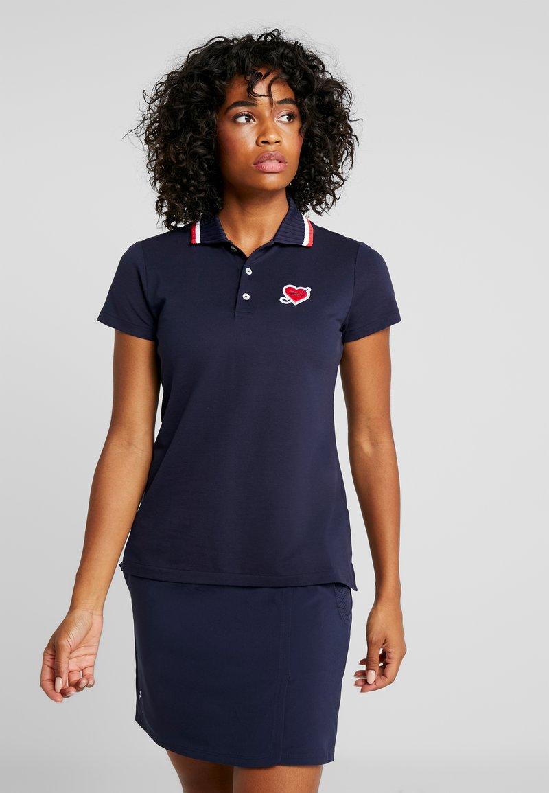 Polo Ralph Lauren Golf - SHORT SLEEVE - T-shirt de sport - french navy