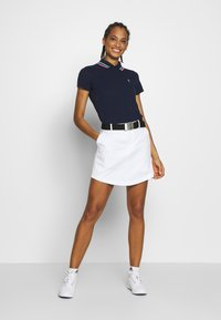 Polo Ralph Lauren Golf - T-shirt con stampa - french navy/pure white - 1