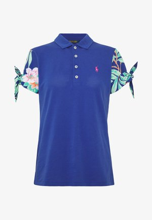 BOW SHORT SLEEVE - Polo - royal navy