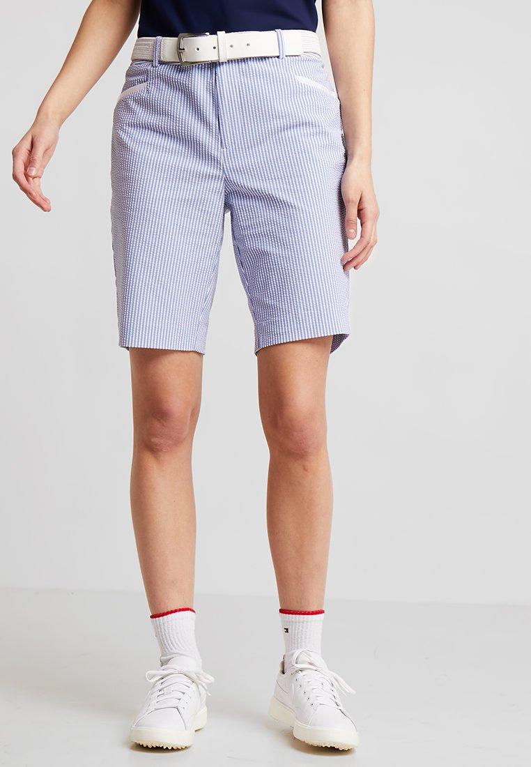 Polo Ralph Lauren Golf - TECH - kurze Sporthose - pure white/maidstone blue