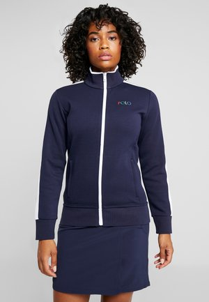 TRACK JACKET LONG SLEEVE - Trainingsvest - french navy