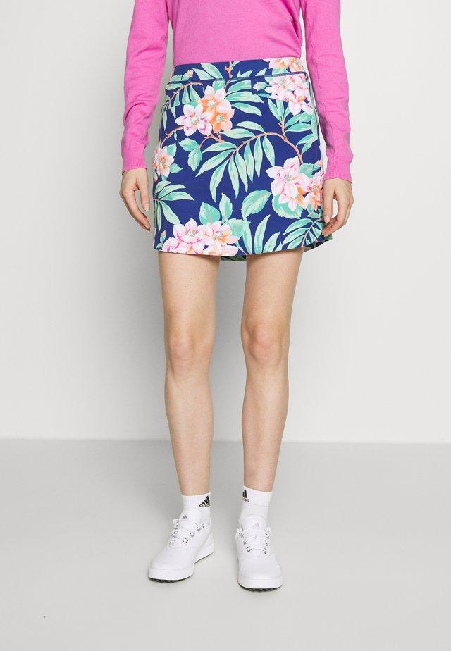 SKORT - Sports skirt - blue