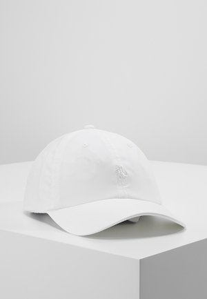 ATHENA TECH HAT - Lippalakki - pure white